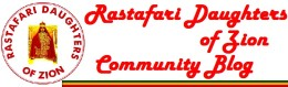 Rastafari Daughters Banner